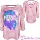 Millennium Falcon Ladies Long sleeved T-Shirt (Tshirt, T shirt or Tee) ~ Disney SOLO A Star Wars Story © Dizdude.com