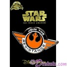 Star Wars The Force Awakens Join The Resistance Pin © Dizdude.com