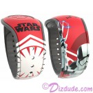 Star Wars: The Last Jedi Judicial Stromtrooper Graphic Magic Band 2 - Disney World Exclusive © Dizdude.com