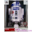 R2-D2 Talking Action Figure with Lights & 25+ Sounds Effects - Disney Star Wars Episode VIII: The Last Jedi © Dizdude.com