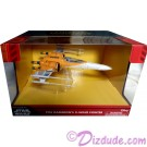 Disney Star Wars The Rise Of Skywalker Poe Dameron's Orange X-Wing Fighter Vehicle - Walt Disney World Exclusive © Dizdude.com