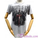 Disney Star Wars The Rise Of Skywalker Knights Of Ren Adult T-Shirt (Tshirt, T shirt or Tee) © Dizdude.com
