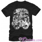 Star Wars Stormtrooper Scenes Adult T-Shirt (Tshirt, T shirt or Tee) © Dizdude.com