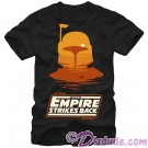 Star Wars Empire Strikes Back Cloud City Boba Fett Adult T-Shirt (Tshirt, T shirt or Tee) © Dizdude.com
