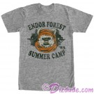 Star Wars Ewok Summer Camp of '83 Adult T-Shirt (Tshirt, T shirt or Tee) © Dizdude.com