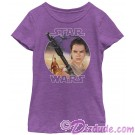 Star Wars The Force Awakens - Rey Jakku Junior/ Girls T-Shirt (Tshirt, T shirt or Tee) © Dizdude.com