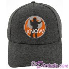 Disney Star Wars Han Solo I Know Companion Baseball Hat © Dizdude.com