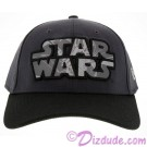 Disney Star Wars Title Logo with Darth Vader Baseball Hat © Dizdude.com