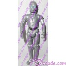 Silver 3PO Protocol Droid from Disney Star Wars Build-A-Droid Factory © Dizdude.com