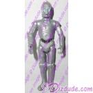 Silver 3PO Protocol Droid from Disney Star Wars Build-A-Droid Factory © Dizdude.com