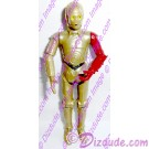 Star Wars The Force Awakens Gold C-3PO Protocol Droid from Disney Star Wars Build-A-Droid Factory © Dizdude.com