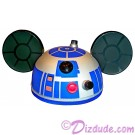 Disney Star Wars R2-D2 Ear Hat © Dizdude.com