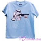 Vintage Star Wars Stormtrooper Pew Pew Youth T-Shirt (Tshirt, T shirt or Tee) © Dizdude.com