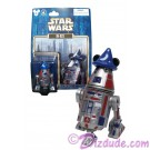 Star Wars R4-D23 Droid Factory Series Action Figure 3¾ Inch Disney D23 Expo 2015 Event - Limited Release © Dizdude.com