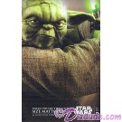 Disney Star Wars Weekends 2015 Week 1 Yoda Passholder Poster Event Exclusive © Dizdude.com