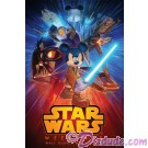 Official Disney Star Wars Weekends 2015 Event Logo Exclusive Poster © Dizdude.com