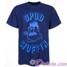 Disney's Toy Story Land Mr. Potato Head - Spud Muffin Adult T-Shirt (Tee, Tshirt or T shirt)