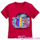 Alien - You Must Be This Tall To Ride Toddler T-shirt (Tee, Tshirt or T shirt) - Disney's Toy Story Land