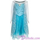 Disney Frozen Elsa Costume Youth Dress - Walt Disney World Exclusive