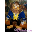 18 inch Beast Plush from Disney's Magic Kingdom © Dizdude.com