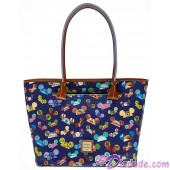 Dooney & Bourke - Disney Attractions Ear Hat Tote Handbag © Dizdude.com