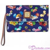 Dooney & Bourke - Disney Attractions Ear Hat Wristlet Handbag © Dizdude.com
