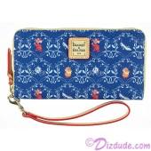 Dooney & Bourke - Disney Cinderella Wallet ~ Dream Big Princess Collection © Dizdude.com