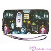 Dooney & Bourke - Disney Haunted Mansion Character Wallet © Dizdude.com