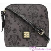 Dooney & Bourke - Disney Haunted Mansion Wallpaper Crossbody Handbag © Dizdude.com