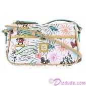 Dooney & Bourke Sketch Pouchette handbag - Disney World Exclusive © Dizdude.com