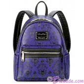 Haunted Mansion Mini Backpack by Loungefly - Disney Parks © Dizdude.com