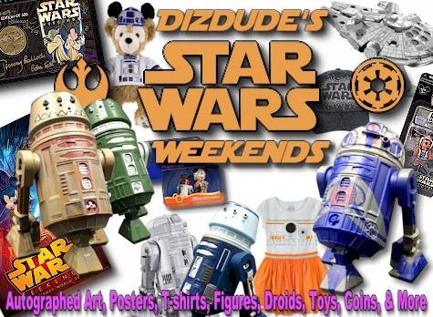 "Dizdude""s Star Wars Weekends 2018"